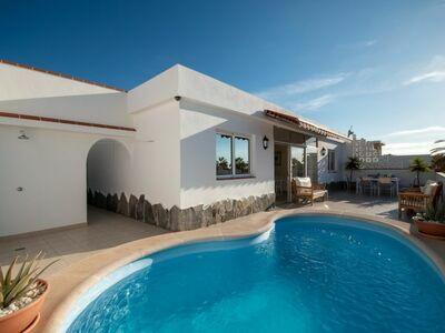 Villa Sue, Maison 4 personnes à Palm  Mar