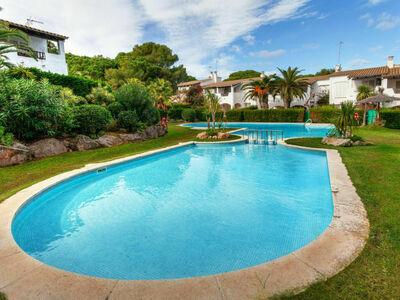 Villa Blanca Feliu, Maison 4 personnes à Pals