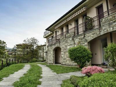Achillea, Maison 4 personnes à Luino