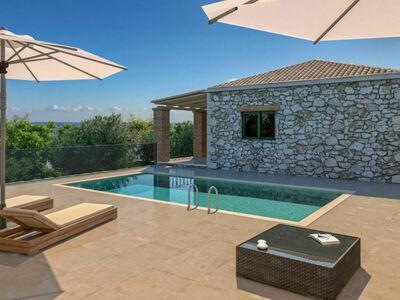 Helona, Villa 7 personnes à Zakinthos Keri Marathias