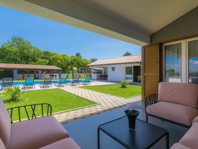 Alba Rossa, Villa 6 personnes à Medulin sisan