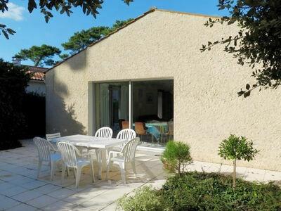 Tournegand (LPL307), Maison 7 personnes à Les Mathes
