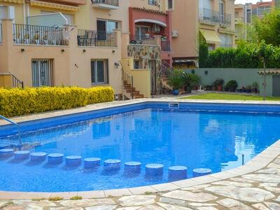 LOS GIRASOLES, Maison 6 personnes à Empuriabrava