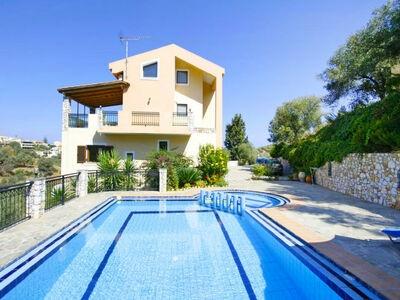 Deemosh, Villa 8 personnes à Agia Marina