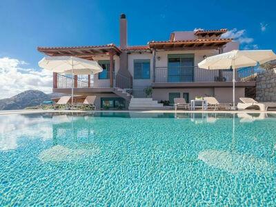 Eolos, Villa 9 personnes à Agia Pelagia