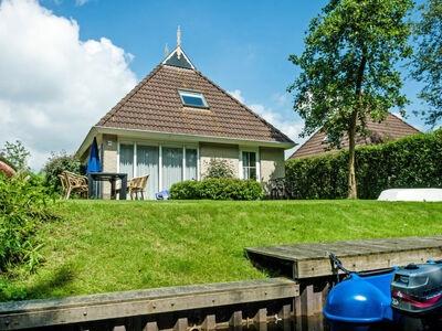 Bungalowpark It Wiid, Maison 6 personnes à Eernewoude