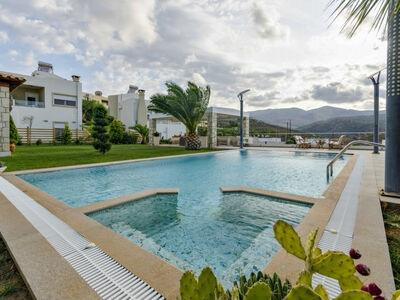 Caly, Villa 3 personnes à Lygaria, Heraklion