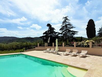 Rose del Chianti, Location Villa à Figline Val d'Arno - Photo 16 / 26