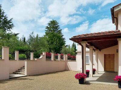 Rose del Chianti, Location Villa à Figline Val d'Arno - Photo 18 / 26