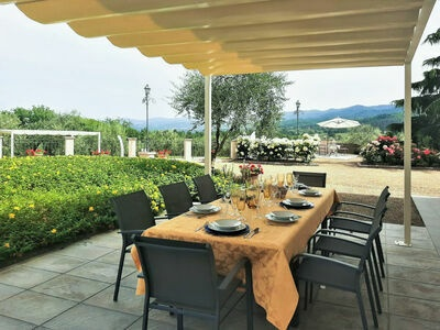 Rose del Chianti, Location Villa à Figline Val d'Arno - Photo 20 / 26