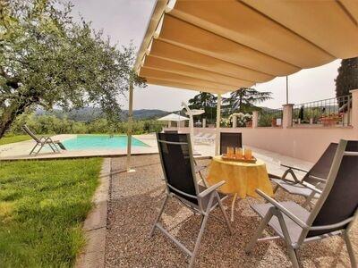 Rose del Chianti, Location Villa à Figline Val d'Arno - Photo 25 / 26