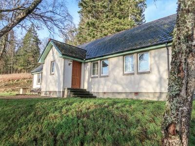 Lachlan Cottage, Maison 6 personnes à Drumnadrochit