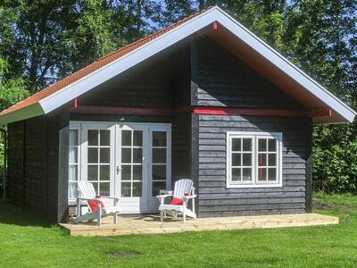 Camping de Veenhoop, Maison 4 personnes à De Veenhoop