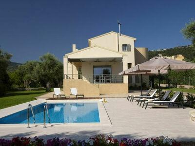 Litharia, Villa 8 personnes à Lefkada