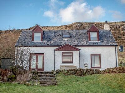 Glenview, Maison 4 personnes à North Skye
