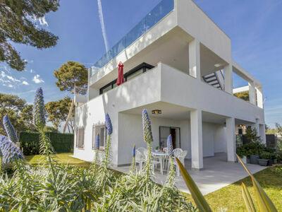 Villa Andaluzia, Villa 6 personnes à Cambrils