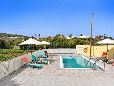Family Villa Algodones with Pool