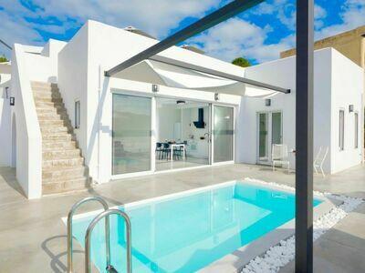 Paradiso I, Villa 6 personnes à Agia Pelagia