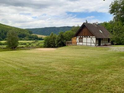 Haus am Fluss, Maison 4 personnes à Bodenfelde