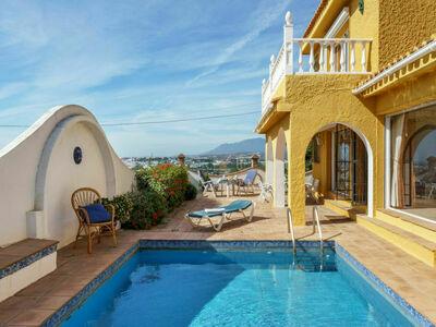 Banus Hills, Villa 8 personnes à Marbella