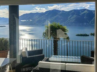 Villetta Irma, Maison 7 personnes à Ronco sopra Ascona