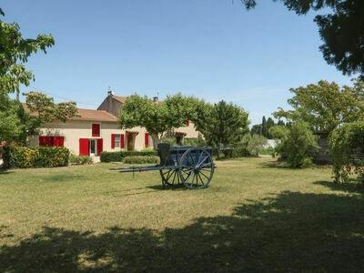 Mas de la Gourmette, Maison 5 personnes à Châteaurenard