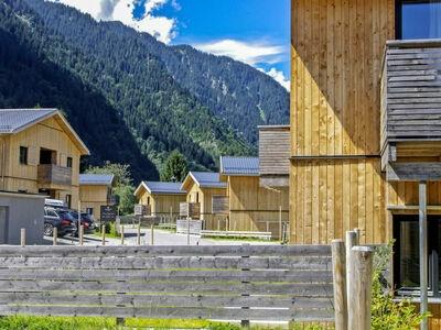 Chalet Montafon, Maison 6 personnes à Sankt Gallenkirch