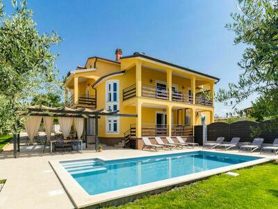 Jadranka, Maison 10 personnes à Novigrad (Istra)