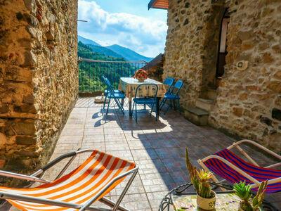 Casa del Pittore, Maison 6 personnes à Ceriana