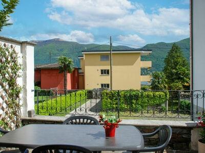 La Fiorella, Maison 4 personnes à Brissago