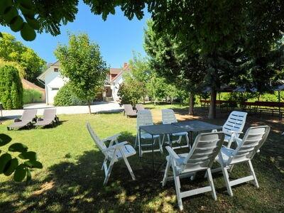 Moni, Maison 15 personnes à Balatonboglar Szemes