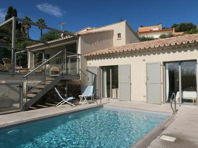 Farfalla, Villa 10 personnes à Sainte Maxime