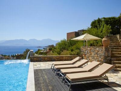 Electra, Villa 4 personnes à Agios Nikolaos, Crete