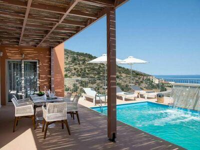 Asterope, Villa 6 personnes à Agios Nikolaos, Crete