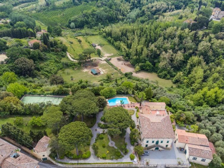 Villa La Guardia Vecchia, Location Gite à Crespina Lorenzana - Photo 0 / 46