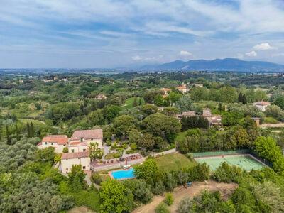 Villa La Guardia Vecchia, Location Gite à Crespina Lorenzana - Photo 5 / 46