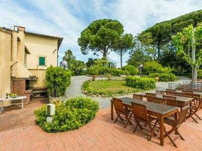 Villa La Guardia Vecchia, Location Gite à Crespina Lorenzana - Photo 6 / 46