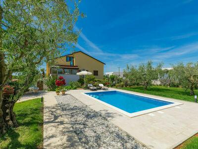 Chiara, Maison 6 personnes à Novigrad (Istra)