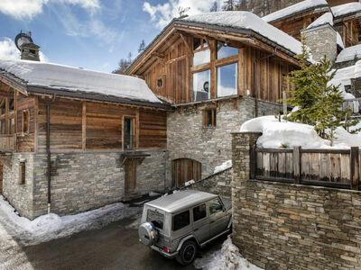 Denali, Chalet 8 personnes à Val d'Isère