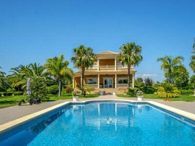 Sahara, Villa 8 personnes à Alicante Elche Crevillente