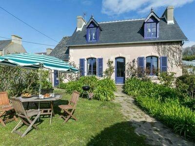 Chez Nut et Léon, Maison 4 personnes à Saint Pol de Léon