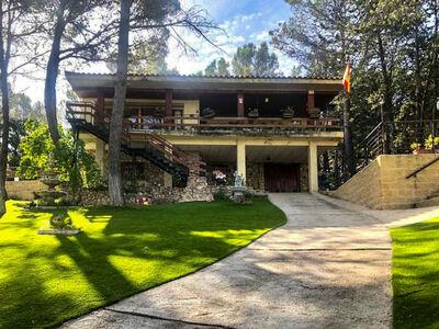 El Bosque Encantado, Maison 8 personnes à Albalate de Zorita