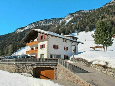 Kostner (ORS400), Maison 20 personnes à Ortisei St Ulrich