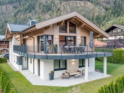 Alpenchalet Tirol, Maison 8 personnes à Längenfeld