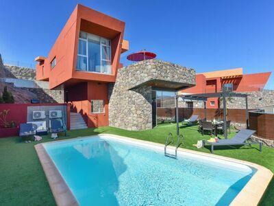 Villa Green 8, Maison 6 personnes à Maspalomas