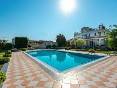 Queen, Villa 10 personnes à Kolymbia, Rhodes