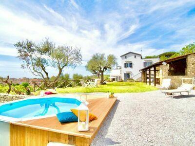 Dei Golfi, Villa 10 personnes à Massa Lubrense