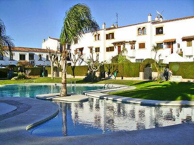 Villa Jardin, Maison 4 personnes à Cambrils