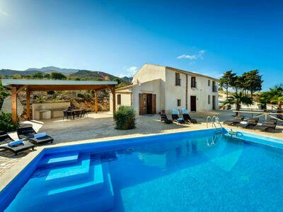 Le Muse, Villa 10 personnes à Castellammare del Golfo