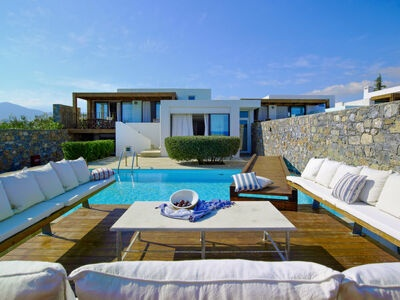 Helios, Villa 5 personnes à Agios Nikolaos, Crete